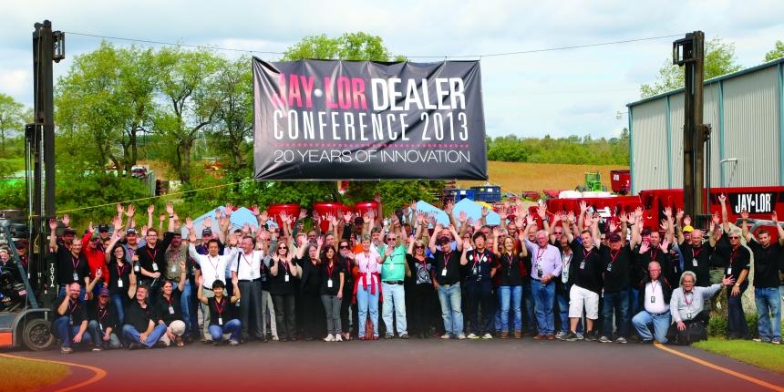 Jaylor Celebrates 20 Years of Innovation |